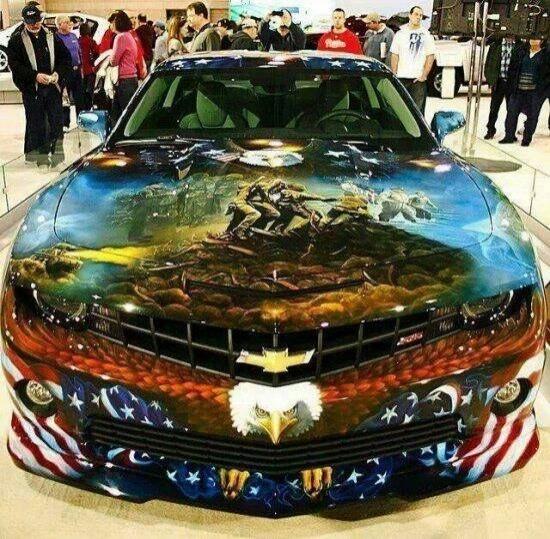 6. Amerika'da arabalar