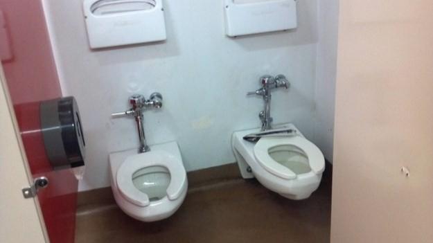 4. Amerika'da tuvaletler