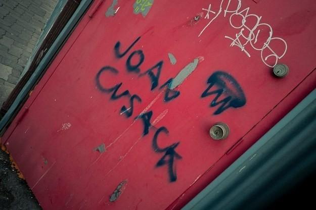Kanada'da grafiti