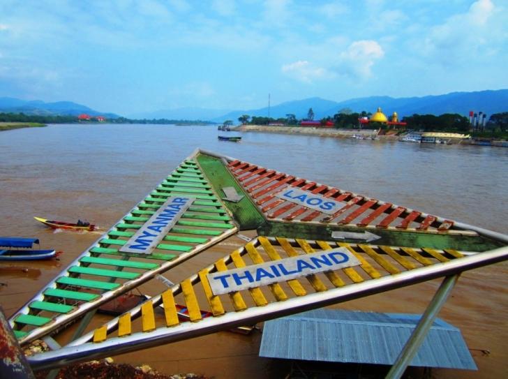 Tayland, Laos ve Myanmar