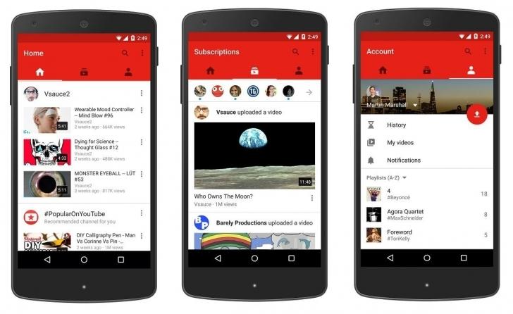 Cep Telefonunda Youtube'u Arka Planda Kullanmanın Yolu Bulundu!