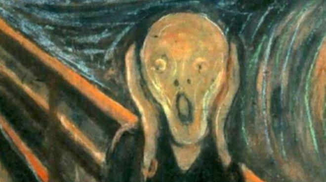 Munch'ın Çığlığı Ne Anlama Geliyor