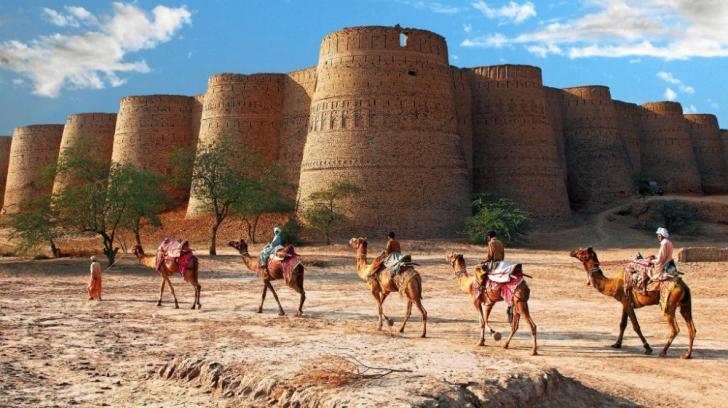 Derawar Kalesi, Pakistan