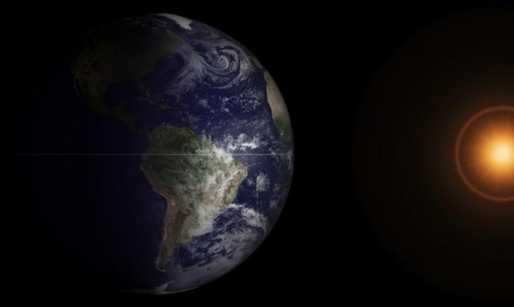 2016 Baharının İlk Ekinoksu: Canlı Canlı 2016 Baharının Gelişini İzliyoruz!