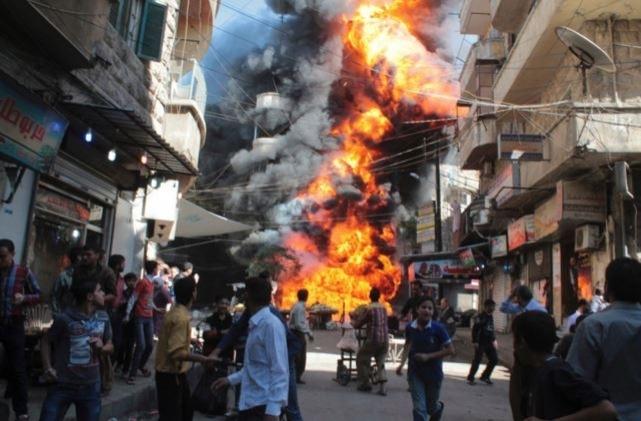 Suriyeliler Savaşı Anlatıyor