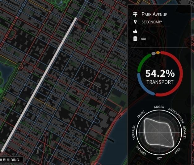 İnteraktif Haritalar Size Şehirlerin Sesinin Nasıl Olduğunu Gösteriyor
