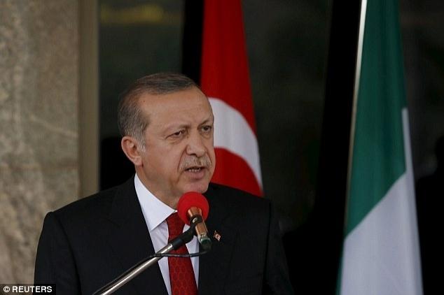 Avrupa Kapılarının Anahtarı Türkiye'ye Veriliyor