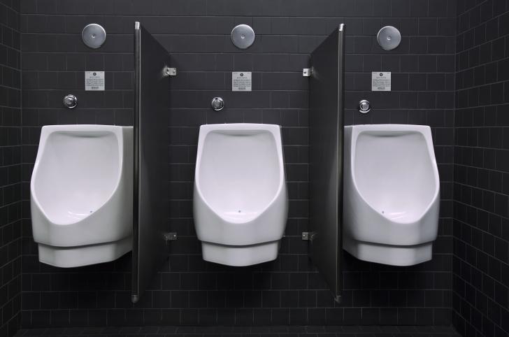Umumi Tuvaletler Ne Kadar Kirli?
