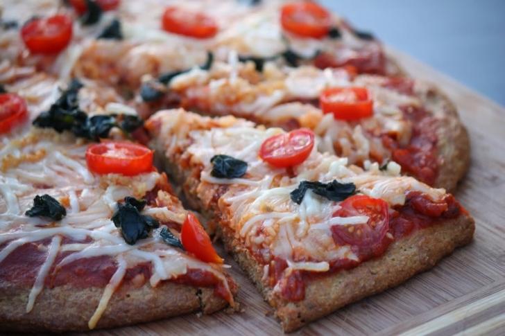 Düşük Kalorili 6 Enfes Pizza!