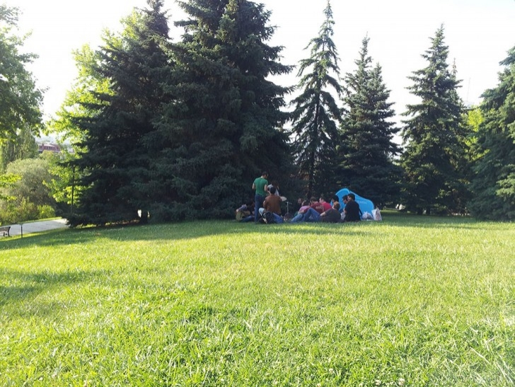1. Seğmenler Parkı