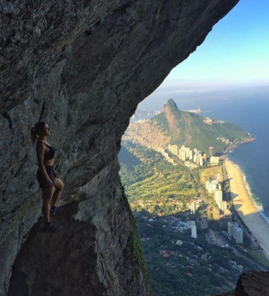 Fotoğrafınızı Çektirebileceğiniz En Korkunç Yer: Rio de Janeiro'daki Pedra da Gavea