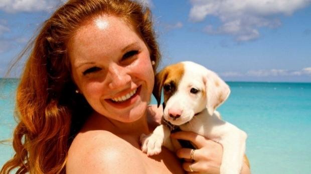 Günboyu Yavru Köpekleri Sevebileceğiniz Cennet Gibi Bir Ada Var