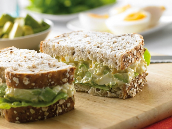 Sandviçinizi Düşük Kalorili Hazırlamanız İçin İpuçları
