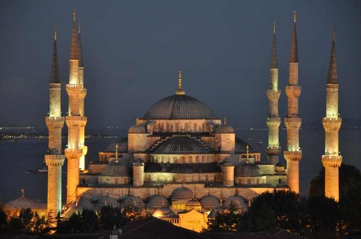 Türkiye / Sultan Ahmet Camii