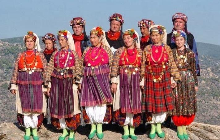 25. Yüzyıllardır süregelen geleneklerini hala yaşatıyorlar: Kızılağaç