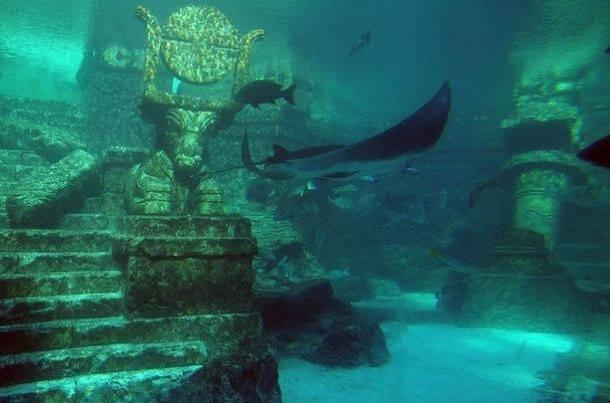 Qiandao Gölü'nün Dibinde, Doğu'nun Atlantisi Yatıyor
