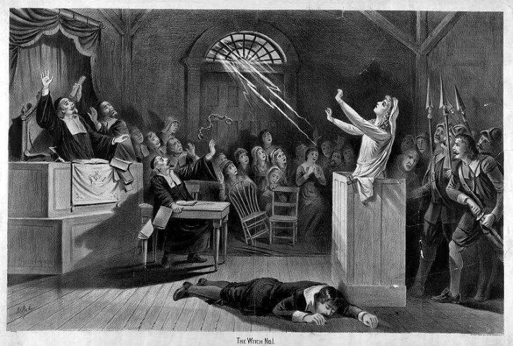 Dünyadaki En Vahşi 10 Cadı Avcısı
