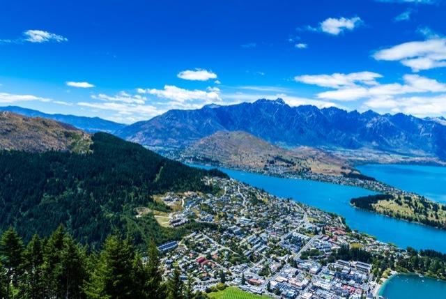 Eski Zelanda Nerede?