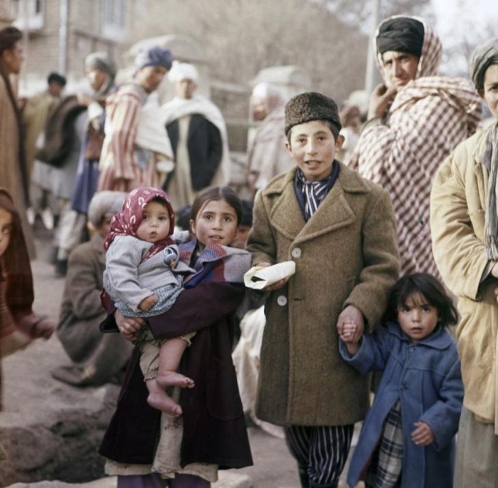 Savaştan Önce Renkli Afganistan