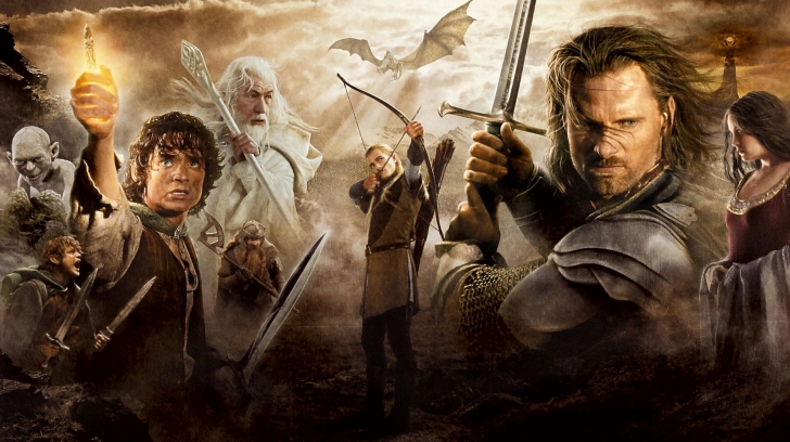 Can We Guess If You are Lord Of The Rings
