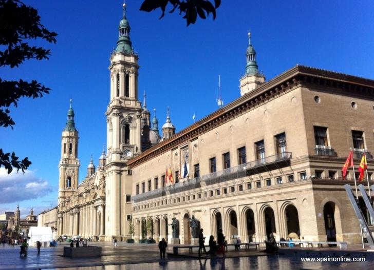 Zaragoza'da Gezilecek Yerler