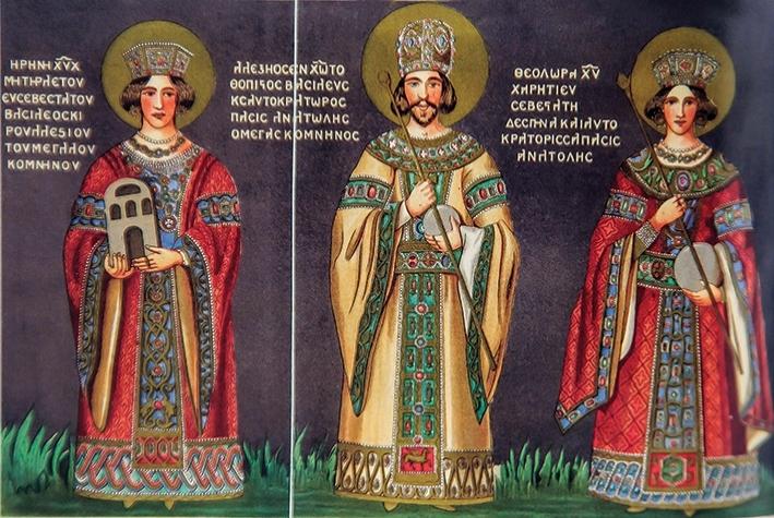 Bizans'ta Ticaret