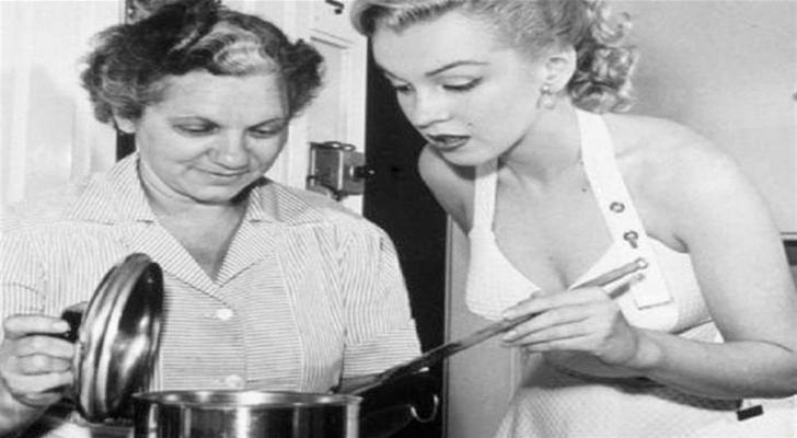 Marilyn Monroe'dan Hindi Dolması Tarifi