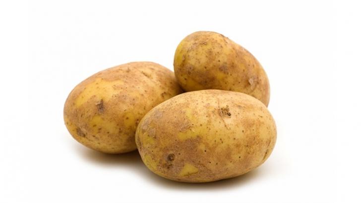 Sebze Soyacağı Olmadan Patates Soyma Yöntemleri