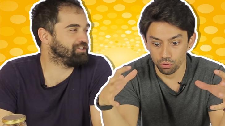 YouTuberlar Antakya Kıtır Tatlılarını Tadıyor