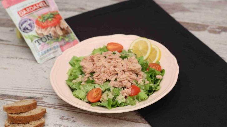 Ton'lu Kinoalı Salata