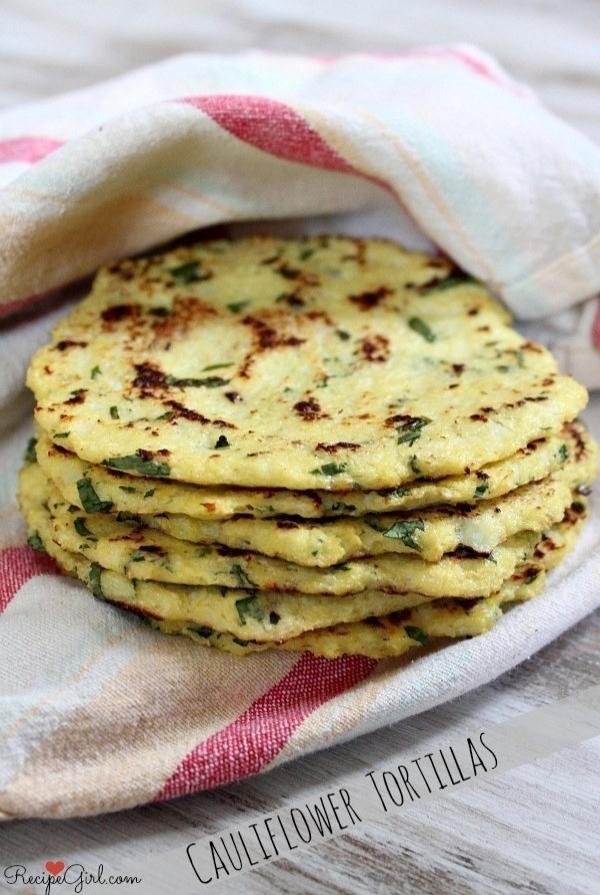 Karnabaharlı Tortilla
