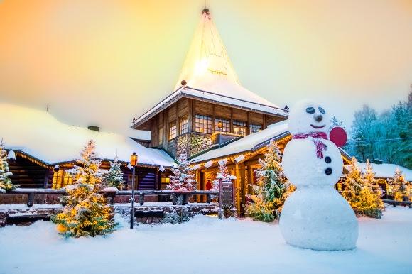 Noel Baba Köyü, Finlandiya