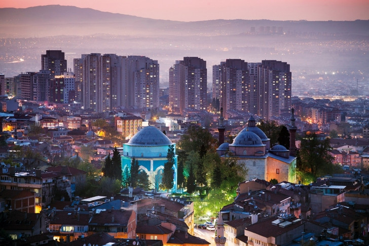 Yaşam kalitesi en yüksek şehirler belli oldu! Bursa ilk 100'de!