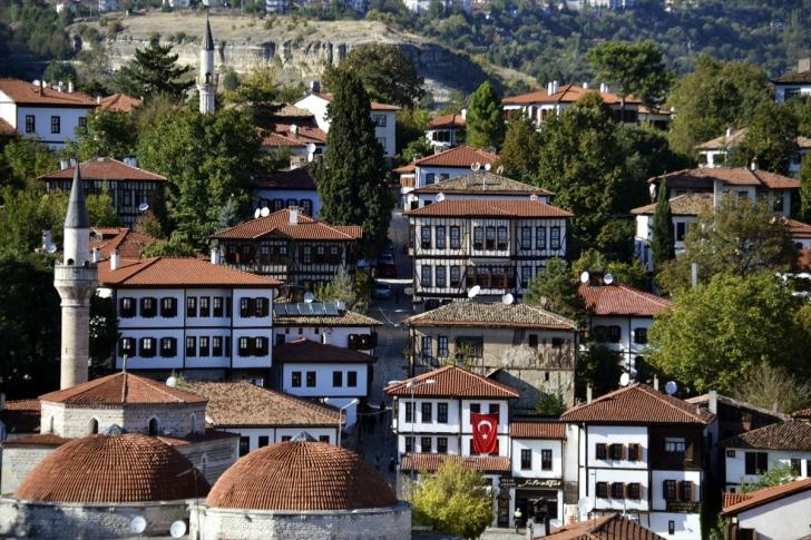 UNESCO Dünya Mirası Listesi'ndeki tek yer: Safranbolu