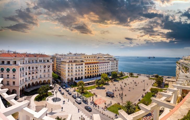 Karşı kıyımız Selanik'te gezilecek yerler