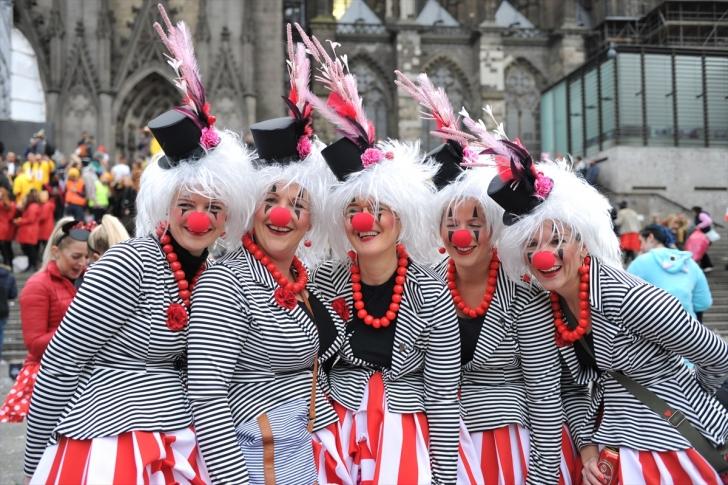 Karnaval sezonu başladı!