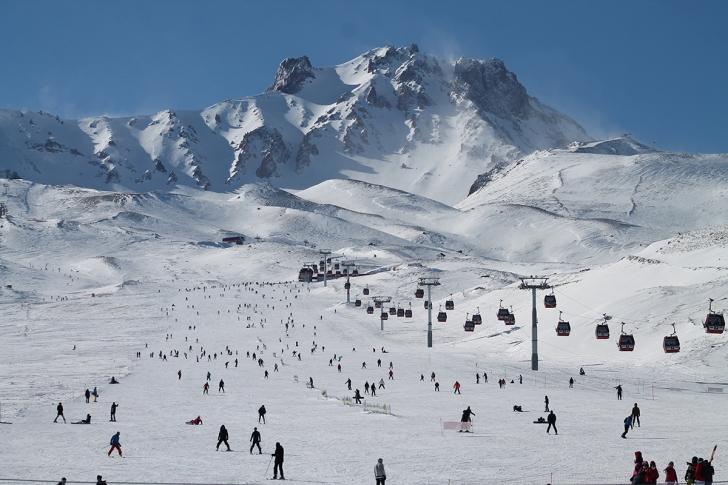 Erciyes'te kayak sezonu başladı: Kar tatili için bu tavsiyelere dikkat!