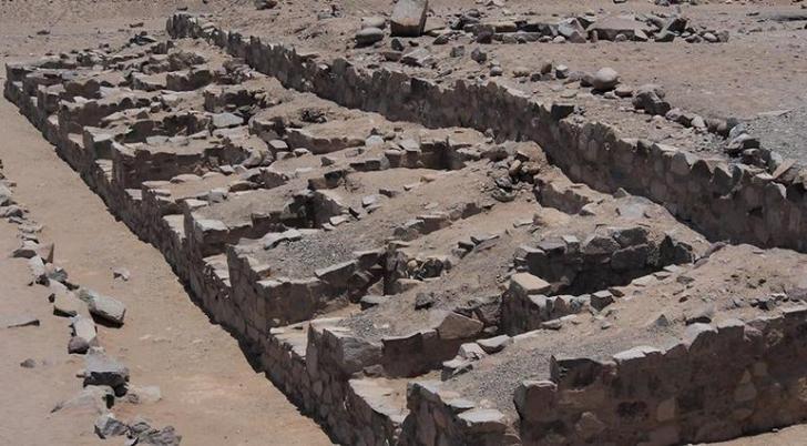 Tam 3000 yıllık... İşte o kıtanın en eski şehri