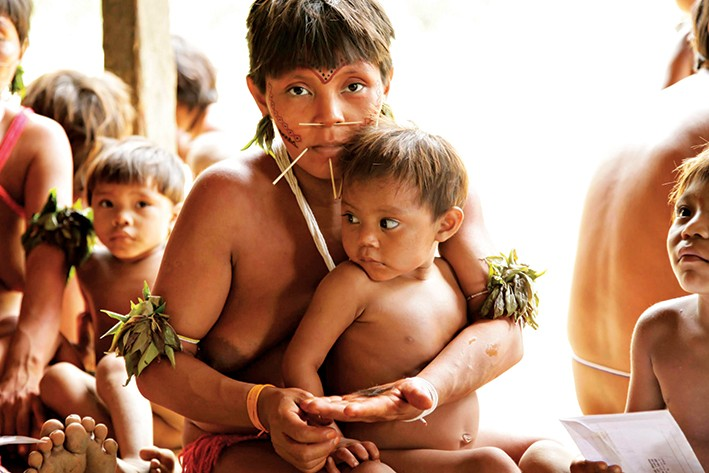 anthropology paper the yanomamo tribe The purpose of this paper is therefore to show that contrary to popular portrayal of yanomamo tribe  yanomamo culture of the anthropology of the.