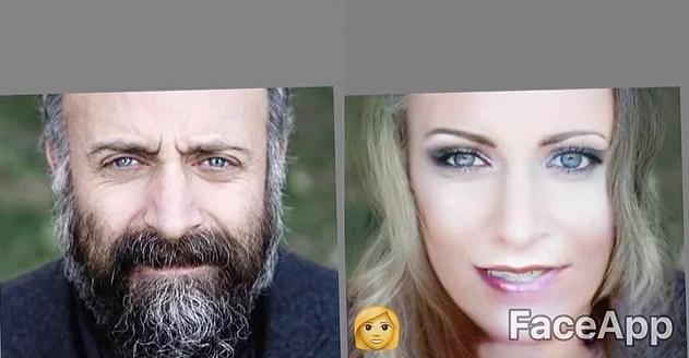 Erkek ünlülerimiz kadın olsa nasıl görünürlerdi?