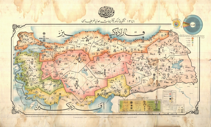 Sultan Abdülhamit Han'ın Petrol Haritası Gerçek Mi?