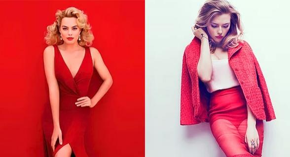 'Sana kırmızı çok yakışıyor' dediğimiz birbirinden güzel 15 ünlü