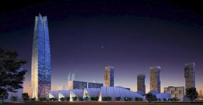 Geleceğin yüksek teknoloji kentleri