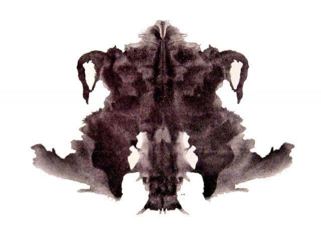 Mürekkep Lekesi (Rorschach) Testini Yapın. Sağlıklı Bir Zihne Sahip Misiniz Öğrenin!