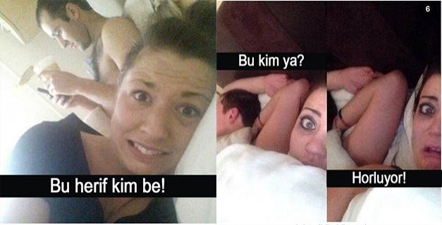 Seks sonrası 16 Selfie ile tek gecelik ilişkilerin berbat sonları!