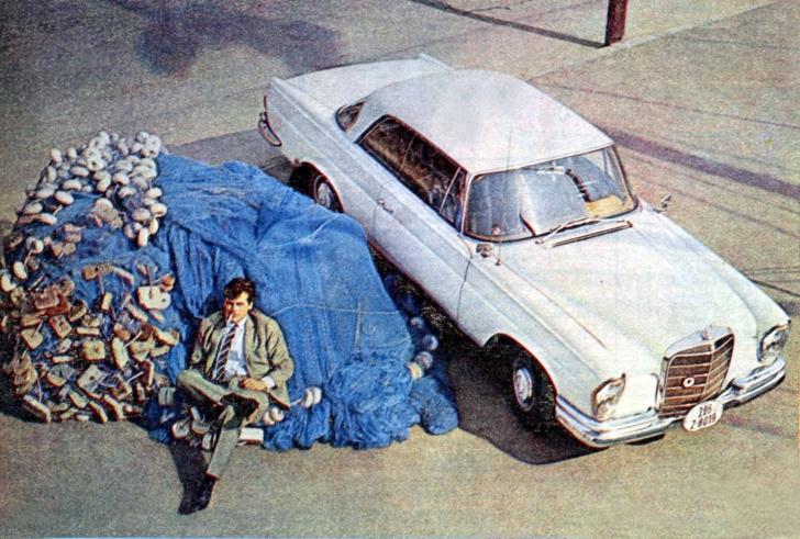Zaman Makinesi - Ünlülerin Kullandıkları Otomobiller