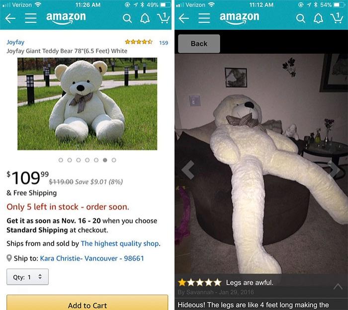 Birbirinden komik örneklerle internet üzerinden alışveriş yapan mağdurlar